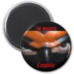 """""""The Monster"""" Cenobite Magnet"""