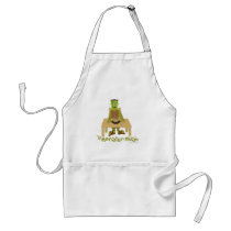 The Monster Mush Adult Apron