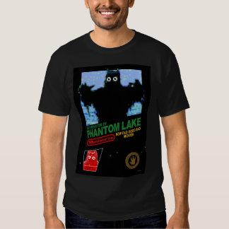 The Monster of Phantom Lake Retro Video Game Shirt
