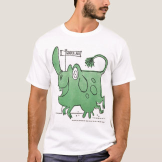 The Monsters Are Due On Maple Avenue T-Shirt