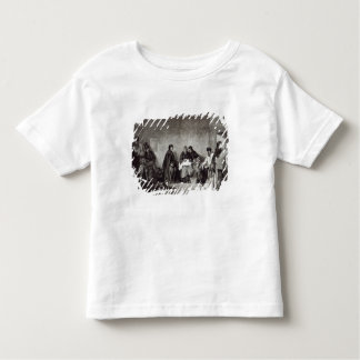 The Mont de Piete, from 'Leisure Hour', 1891 Toddler T-shirt
