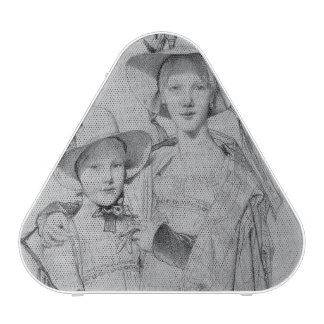 The Montagu Sisters in Rome, 1815 Bluetooth Speaker