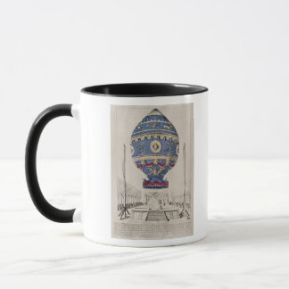 The Montgolfier Brothers' Balloon Experiment Mug