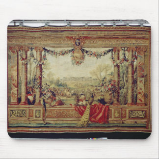 The Month of April/ Chateau of Versailles Mouse Pad