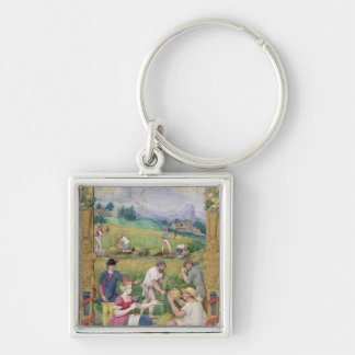 The Month of August: The Harvest Keychains