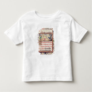 The month of August Toddler T-shirt