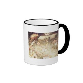 The Month of December Ringer Mug