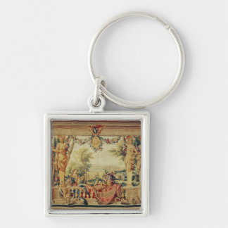 The Month of July Chateau of Vincennes Key Chain