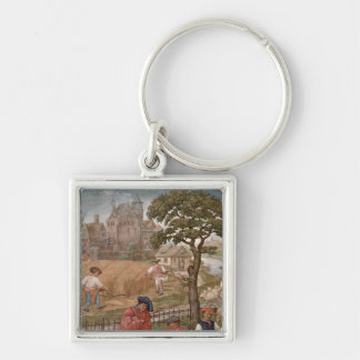 The Month of July Keychain