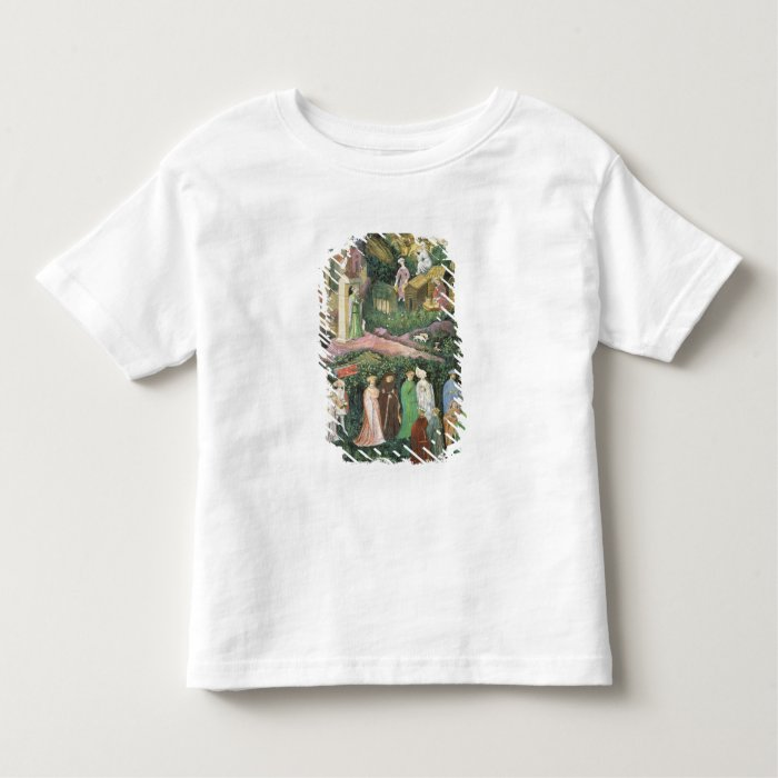 The Month of June, c.1400 Toddler T-shirt