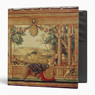 The Month of June/ Chateau of Fontainebleau Binder