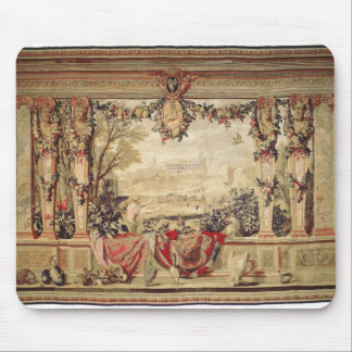 The Month of November/ Chateau of Blois Mouse Pad