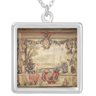 The Month of November/ Chateau of Blois Necklaces