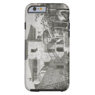The Monument of Lysicrates in the garden of the Ca Tough iPhone 6 Case