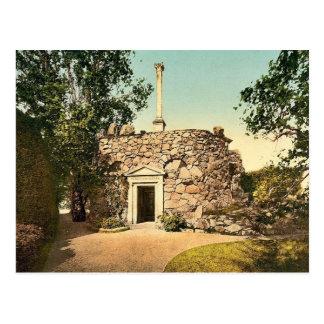 The Monument, park of Worlitz, Anhalt, Germany vin Postcard