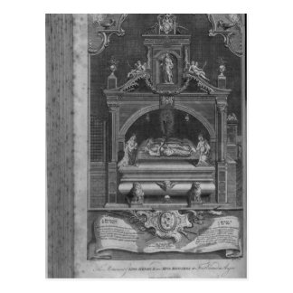 The Monument to Henry II and Richard I Postcard