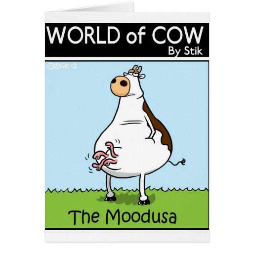 The Moodusa Greeting Cards