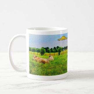the mooh have no clue.... coffee mug