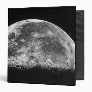 The Moon 2 3 Ring Binder