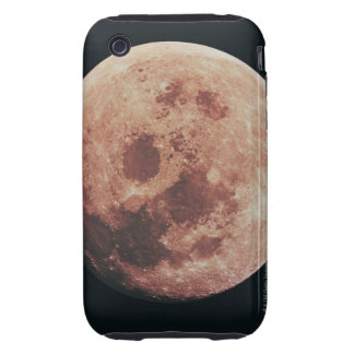 The Moon 2 Tough iPhone 3 Cases