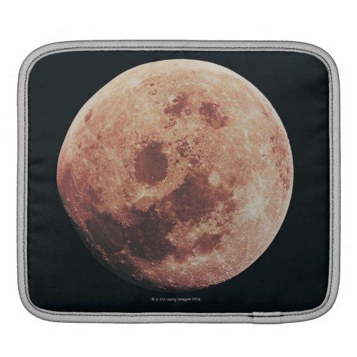 The Moon 2 Sleeve For iPads