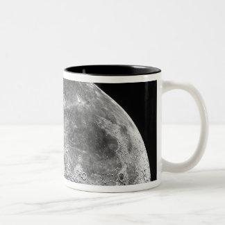 The Moon 2 Two-Tone Coffee Mug
