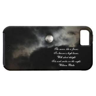 The Moon and Eye+Quote iPhone SE/5/5s Case