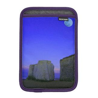 the moon and rocks sleeve for iPad mini