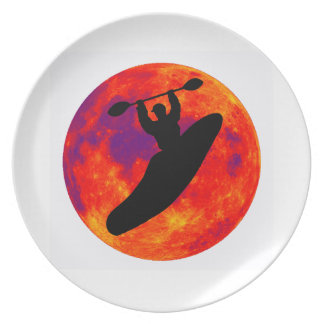 THE MOON BOOF PLATE