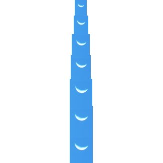 THE MOON COMPILATION tie