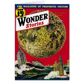 The Moon Doom! Card