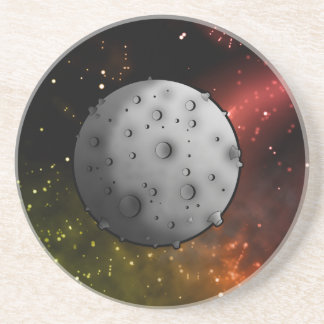The Moon Drink Coaster