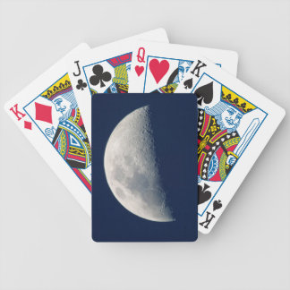 The Moon From Howick, Kwazulu-Natal Bicycle Playing Cards