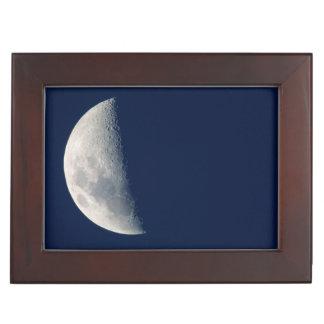 The Moon From Howick, Kwazulu-Natal Keepsake Box
