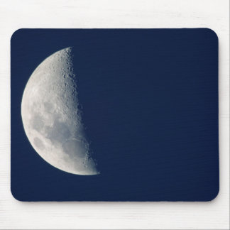 The Moon From Howick, Kwazulu-Natal Mouse Pad