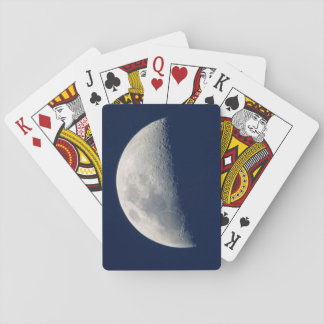 The Moon From Howick, Kwazulu-Natal Playing Cards