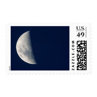 The Moon From Howick, Kwazulu-Natal Postage Stamp