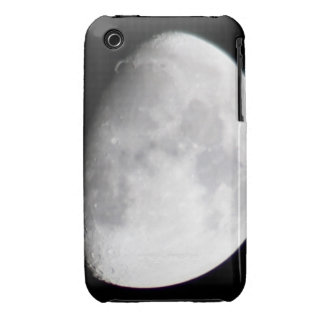 The Moon iPhone 3 Covers
