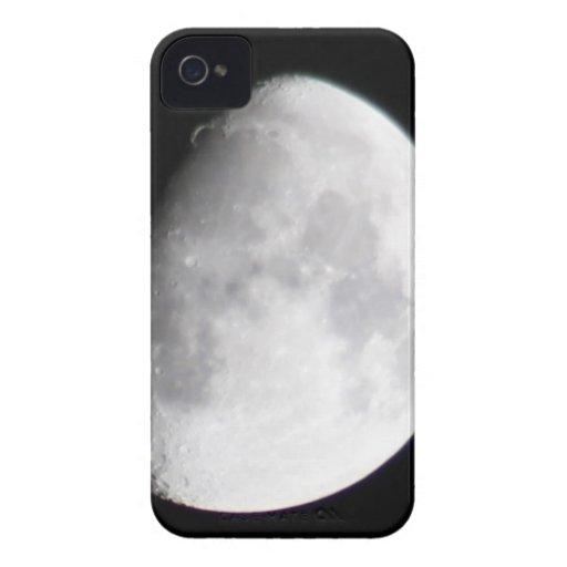 the Moon iPhone 4 Case