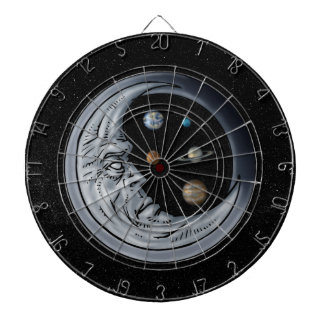 The Moon Keeper, Eyes of the Universe Dart Board