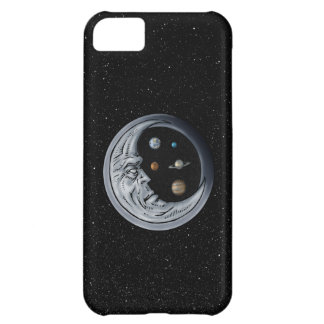 The Moon Keeper iPhone 5C Covers