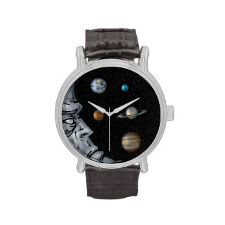 The Moon Keeper Wristwatches
