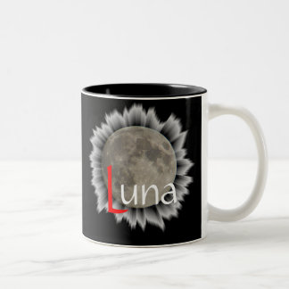 The moon, la lune, la luna, the moon cup