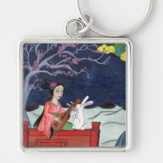 The Moon Lady Keychain
