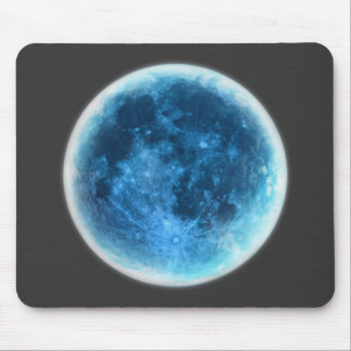 THE MOON. MOUSE PAD