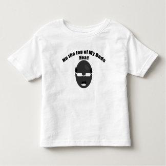 The Moon? No Dads bald Head Toddler T-shirt