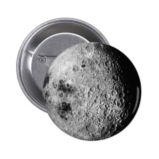 The Moon Pinback Button