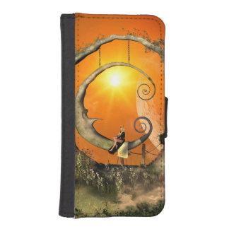 The moon rock phone wallet