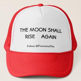 The Moon Shall Rise Again Trucker Hat