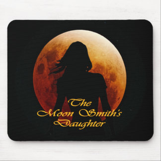 The Moon Smith's Daughter Mousepads
